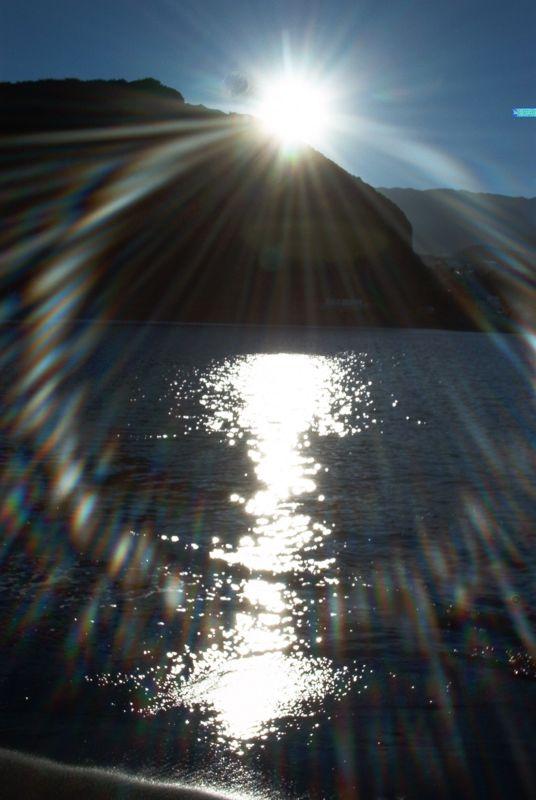 Wahrnehmung, Wasser und Luft