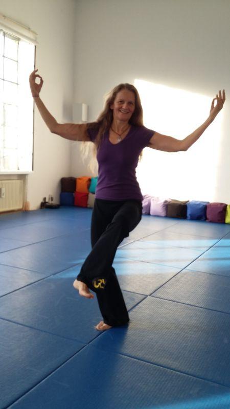 mein Lebensweg der Tänzer im Aikidodojo
