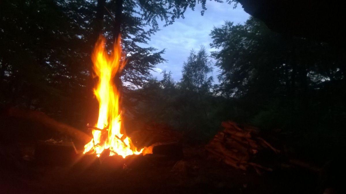 Wahrnehmung, Feuer und Luft