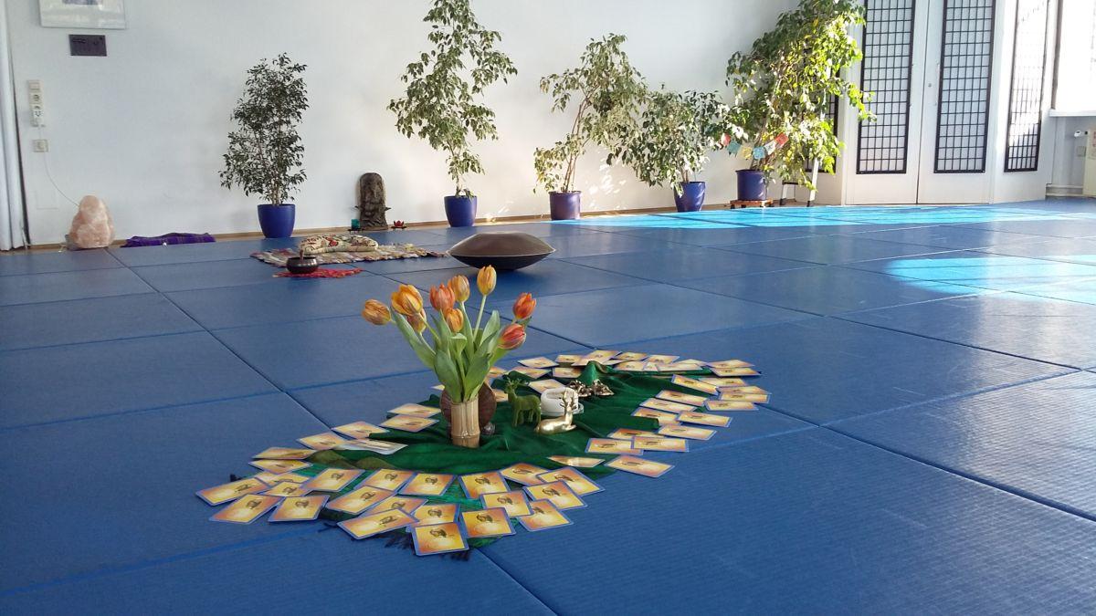 Yoga Nidra im Aikidodojo