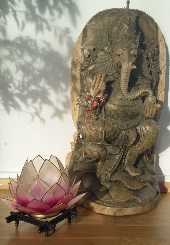 Ganesha im Dojo